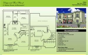 5 Marla House Plans Civil Engineers Pk