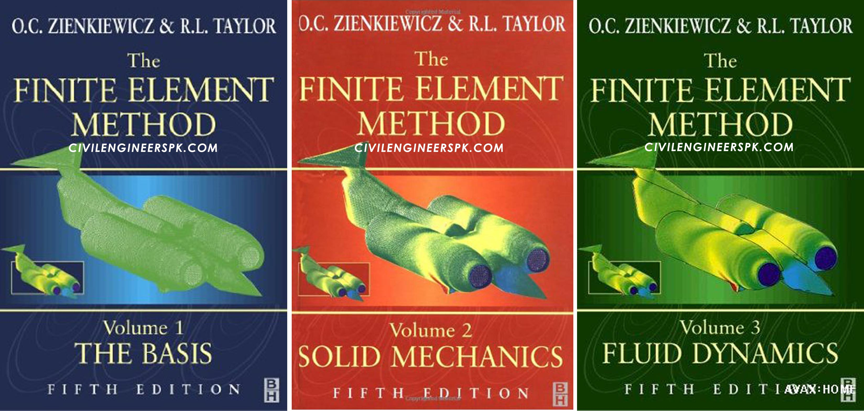 Finite Element Method: Volume 3, Fifth Edition