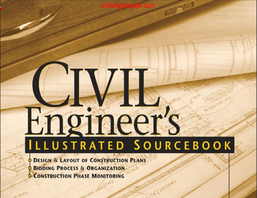 Civil Engineer's Illustrated sourcebook