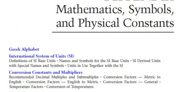 Mathematics -The Civil Engineering Handbook