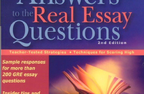 gre cat answers to the real essay questions de mark alan stewart Can you answer these difficult beatles' trivia questions how well do you know the classic jimmy stewart film can you answer this trivia about the seas and oceans of the world.