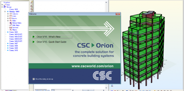 CSC Orion guide win7
