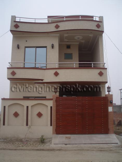 Attractive Pakistan House Front Designs Front Home Design Inspiring Well