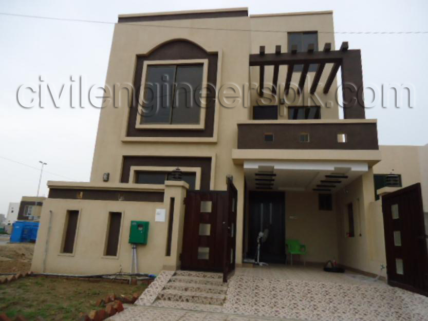 Pakistan House Front Designs With Home Design In Pakistan.
