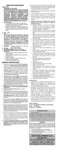 Jobs In Irrigation Dept Govt of Punjab