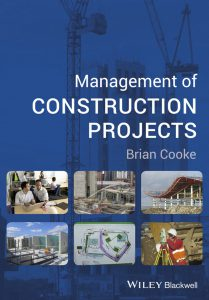 Management of Construction Projects By Brain Cooke