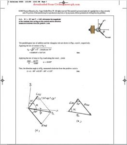 Civil Engineering Tutorials And Solutions
