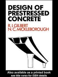 Design of Prestressed Concrete