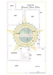 10 Marla House Design