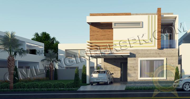 New 6 marla house design basement floor plan